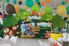 Jungle Safari VBS   nursery?! or preschool
