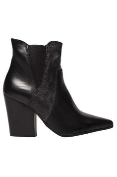 299.90zł BUTY – TAMARIS – BOTKI http://mybranding.pl/produkt/buty-tamaris-botki-4/ #moda #fashion #women #kobieta #buty #damskie #tamaris #botki #czarne #obcas #skóra #black