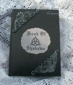 Book Of Shadows Altar - Stash Box