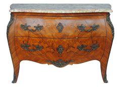 Commode bois de rose 1900 style louis xv 1 150 00 for Le pere du meuble furniture