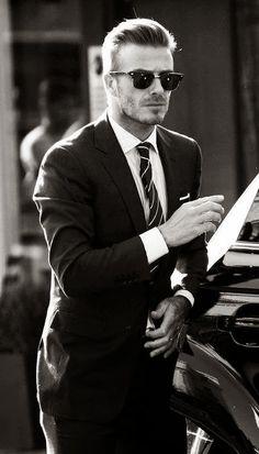 David Beckham Style Clothes