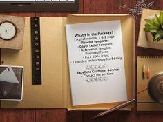 Modern Resume Template Resume Template Word Clean Resume