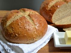 This honey sunflower bread is hearty, nutty, and just slightly sweet. Make your own artisan bread at home with these step by step photo instructions.
