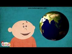 Seven Continents of the world - Interesting Facts for Kids - my personal favorite