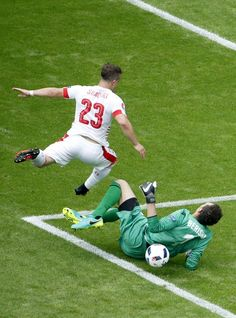 Euro 2016, Albania-Svizzera 0-1: Schar decisivo - Tuttosport