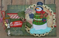 Made With Love Cards: Christmas Recipe Card!