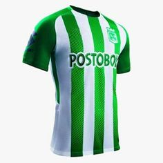 9bcecd7bbe7 Atletico Nacional Medellin Home Man Soccer Jersey Personalized Name and  Number
