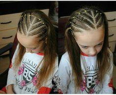 Girl Hairstyles, Braided Hairstyles, Bald Look, Tight Braids, African Braids, Cornrows, White Girls, Hair Beauty, Dreadlocks