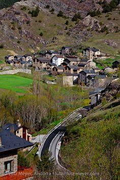 Village of Pal, La Massana (Parroquia), Andorra