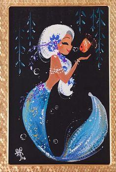 mermaid kisses~~