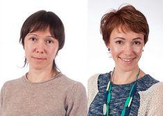 От спорта - к женственности, преображение в рубрике The IMAGE :: Irkfashion - модный иркутский портал