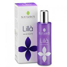 Nature's Lilla: Туалетная вода, 50 мл