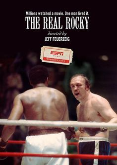 """Uncover the story of the """"Real Rocky,"""" Chuck Wepner, the man who went almost the full 15 rounds with Ali in 1975 to inspire the Oscar-winning movie."""
