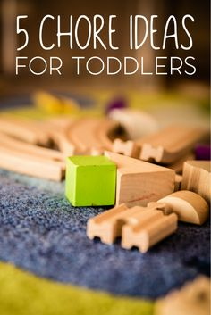 """As parents, we all know how destructive a toddler can be. If the term """"toddler tornado"""" rings a bell, you know what I'm talking about, right? But are toddlers capable of doing chores and helping out around the house? The answer just might surprise you. via @koriathome"""