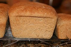 Great Harvest Bread Recipe. Only 5 ingredients. Can make with food storage items!