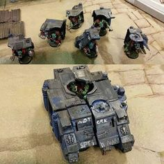 Transformers, Orks in Disguise - (Flash Gitz)