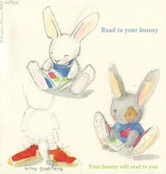 The rabbit in the moon - Non dairy Diary - Read to your bunny