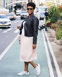1000 images about looks inspirations on pinterest des - Tenue avec jupe en cuir ...