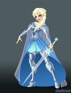 Elsa Armor