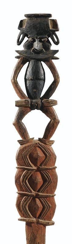 Kanak Figure - Papua New Guinea Vanuatu, Indigenous Education, Art Premier, Carving Tools, Ocean Art, Tribal Art, Contemporary Art, Wood Carvings, Statues