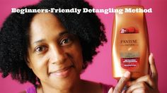 Beginners-Friendly Finger Detangling Method By Mblessed7 - http://community.blackhairinformation.com/video-gallery/natural-hair-videos/beginners-friendly-finger-detangling-method-mblessed7/