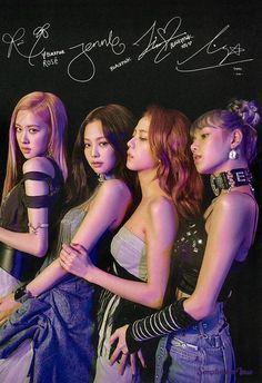 Blackpink İn your Area! Kim Jennie, Kpop Girl Groups, Korean Girl Groups, Kpop Girls, Mode Rose, Blackpink Poster, Lisa Blackpink Wallpaper, Blackpink Memes, Black Pink Kpop