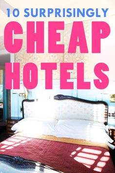 10 Surprisingly cheap hotels in NYC - New York City Travel