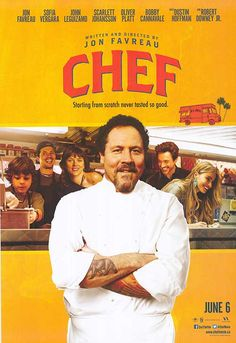 chef movie poster - Google Search