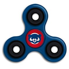 Cheap price Tri-Spinner Fidget Toy Hand Spinner Camouflage World Series Champions 2016 CUBS Premium Quality EDC Focus Toy For Kids