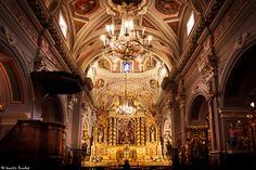 https://flic.kr/p/wK4Yxk | Eglise d'Avrieux Saint Thomas Beckett | Eglise baroque.  Avrieux, vallée de la Haute-Maurienne, Savoie, Rhône-Alpes, France.  (07/2015) © Quentin Douchet.