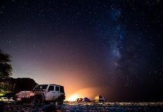 Great night for camping under the stars Photo: @shangerdanger