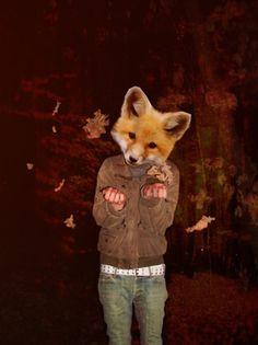 more fox mask again