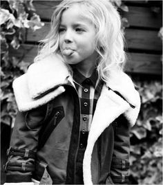 Glam Fashion & Style for Children,   Love this one