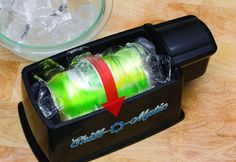 CHILL-O-MATIC AUTOMATIC BEVERAGE CHILLER (4)