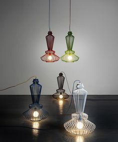 The Sketch lighting collection by Studio Beam