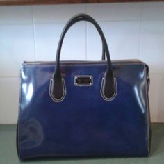 Iacucci HUGE handbag NEW ITALIAN LEATHER NWOT Iacucci italian leather bag Iacucci Bags