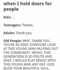 Old people <3