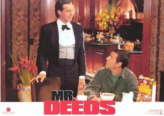 Mr. Deeds; What I'm watching right now. love this movie!