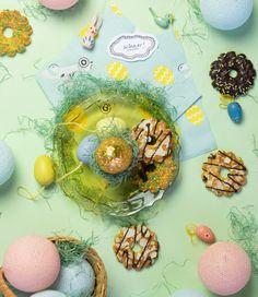 Cotton Ball Lights, Pasen, Paastafel decoratie, Decoratietips pasen, Paasversiering