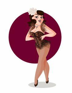 -Genevieve FT-: Burlesque Montreal