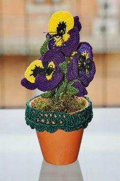 Dony's Creations by Donatella Saralli : Piante fiorite