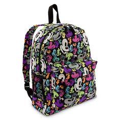 Disney Backpack Bag - Mickey Mouse Pop Art