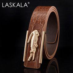 2016 hommes ceintures luxe designer ceintures hommes haute qulity mode PU  ceintures or boucle style marque 9fc64ac3cf5