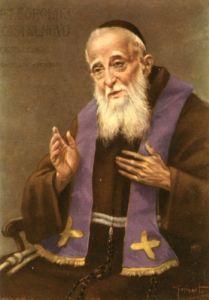 Along with Padre Pio, saint of the year Of Mercy :St. Leopold Bogdan Mandic, O.F.M. Cap. was a Croatian Catholic Capuchin friar…