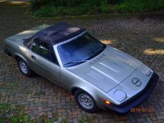 1980 Triumph TR7