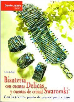 Bisuteria con Delicas y swarovski - Maite Omaechebarria - Picasa Web Albums