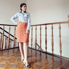 Leather Skirt, Skirts, Fashion, Pine Tree, Moda, Leather Skirts, Fashion Styles, Skirt