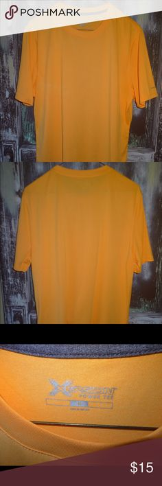 NWOT Xersion Performance Wear Quick Dry Power Tee NWOT Xersion Performance Wear Loose Fit Quick Dry Power Tee T-Shirt Orange M Xersion  Shirts Tees - Short Sleeve