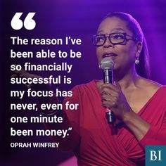 Oprah quote.