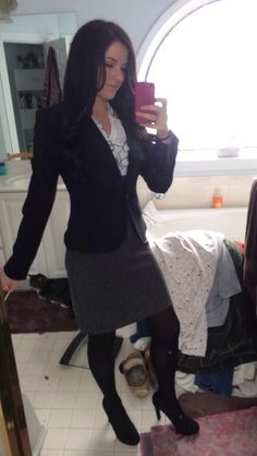 Interview outfit!